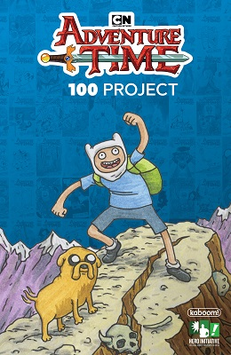 Adventure Time: 100 Project TP