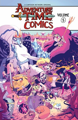Adventure Time Comics: Volume 5 TP