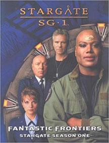 Stargate SG1: Fantastic Frontiers Stargate Season One RPG - USED
