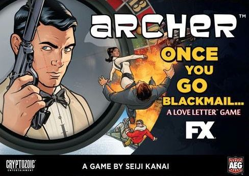Love Letter: Archer: Once You Go Blackmail