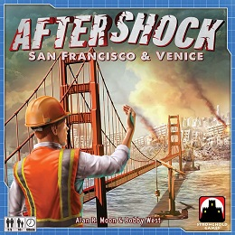 Aftershock: San Francisco and Venice Expansion