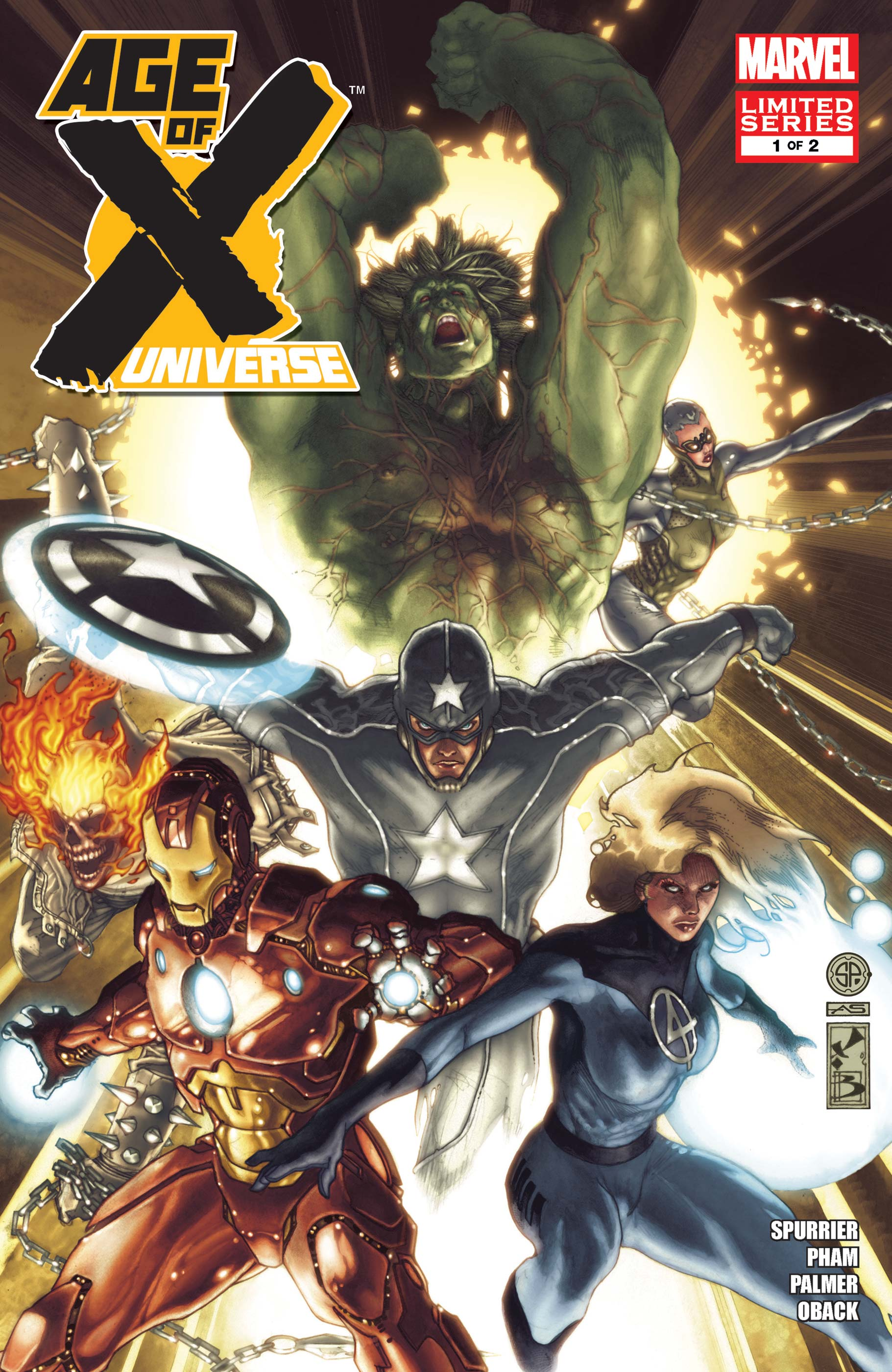 Age of X Universe (2011) Complete Bundle - Used
