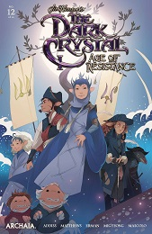 Dark Crystal: Age of Resistance no. 12 (2019 Series)