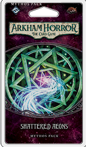 Arkham Horror the Card Game: Shattered Aeons Mythos Pack