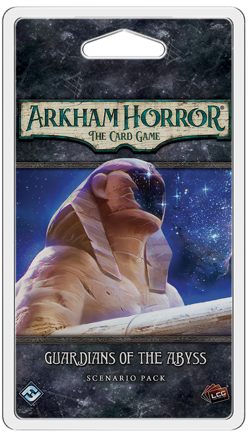 Arkham Horror the Card Game: Guardians of the Abyss Scenario Pack