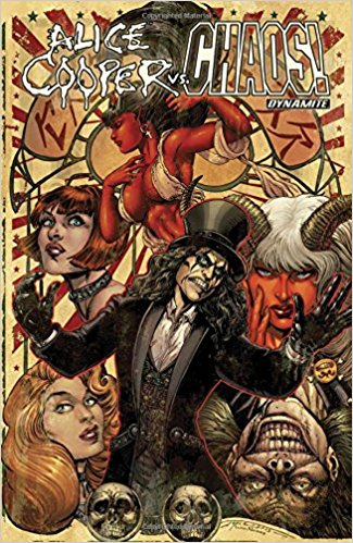 Alice Cooper Vs Chaos TP