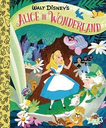 Little Golden Board Book: Alice in Wonderland (2020)