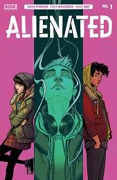 Alienated no. 1 (2020 Series)