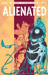 Alienated no. 2 (2020 Series)