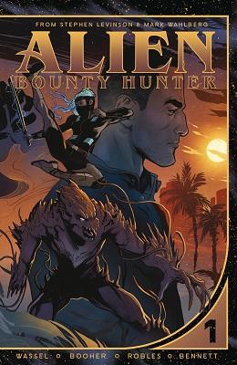 Alien Bounty Hunter TP