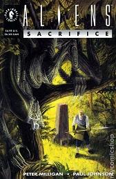 Aliens Sacrifice (1993) One-Shot - Used