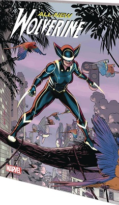 All New Wolverine: Volume 6: Old Woman Laura TP