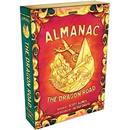 Almanac: The Dragon Road Board Game