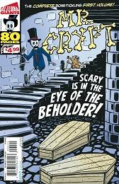 Alterna Giants: Mr. Crypt Volume 1 (2020 Series)