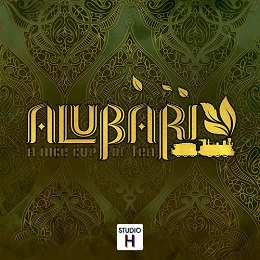 Alubari: A Nice Cup of Tea Board Game