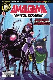 Amalgama Space Zombie no. 2 (2019 Series) MR