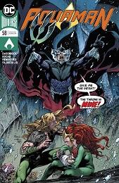 Aquaman no. 58 (2016 Series)