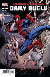 Amazing Spider-Man: Daily Bugle no. 1 (2020 Series)