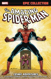 Amazing Spider Man Epic Collection: Cosmic Adventures TP