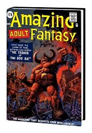 Amazing Fantasy Omnibus HC (Variant Cover) (New Printing)