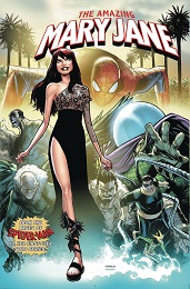 The Amazing Mary Jane Volume 1: Down in Flames Up in Smoke TP