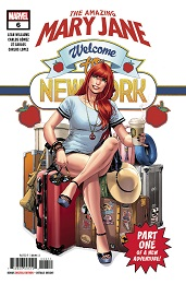The Amazing Mary Jane no. 6 (2019 Series)