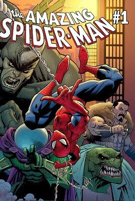 Amazing Spider-Man no. 1 (2018 Series)
