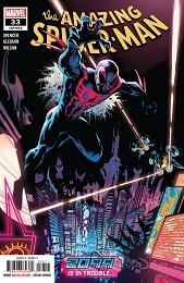 Amazing Spider-Man no. 33 (2018 Series)