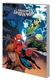 The Amazing Spider-Man: Behind the Scenes TP Volume 5