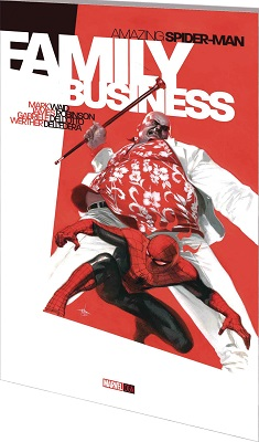 Amazing Spider-Man: Family Business TP
