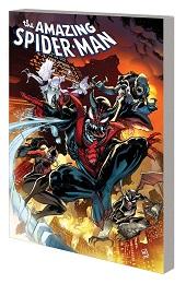 The Amazing Spider-Man: Last Remains Companion TP