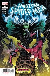 Amazing Spider-Man no. 34 (2018 Series)