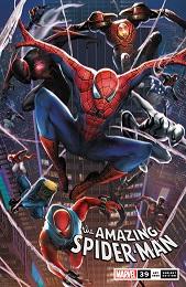 Amazing Spider-Man no. 39 2099 (2018 Series) (Chinese New Year Variant)
