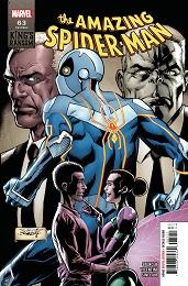 Amazing Spider-Man no. 63 (2018 Series)