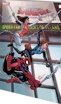 Amazing Spider-Man: Renew Your Vows: Volume 3: Eight Years Later TP