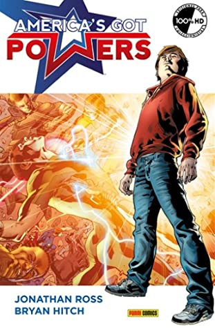 Americas Got Powers (2012) Complete Bundle - Used