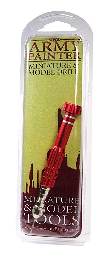 Miniature and Model Drill: TL5031