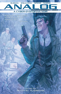 Analog Volume no. 1 TP (2018 Series) (MR)
