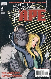 Angel and the Ape (2001 Series) Complete Bundle - Used