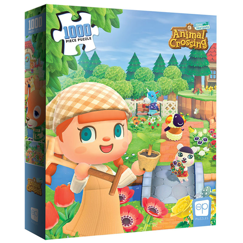 "Animal Crossing ""New Horizons"" Puzzle - 1000 Pieces"