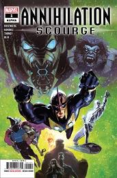 Annihilation Scourge: Alpha no. 1 (2019 Series)