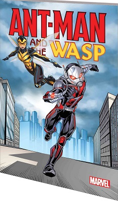 Ant Man and the Wasp Adventures Digest TP