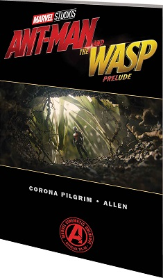 Ant Man and the Wasp Prelude TP