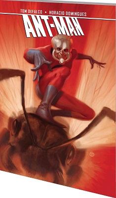 Ant-Man: Astonishing Origins TP
