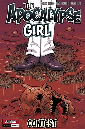 Apocalypse Girl Volume 2: Provocation no. 2 (2 of 4) (2019 Series)