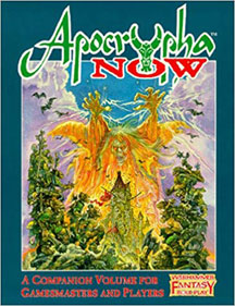 Warhammer Fantasy Role Play: Apocrypha Now - USED