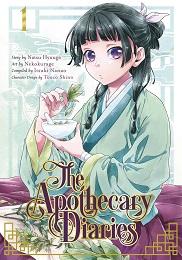 Apothecary Diaries Volume 1 GN