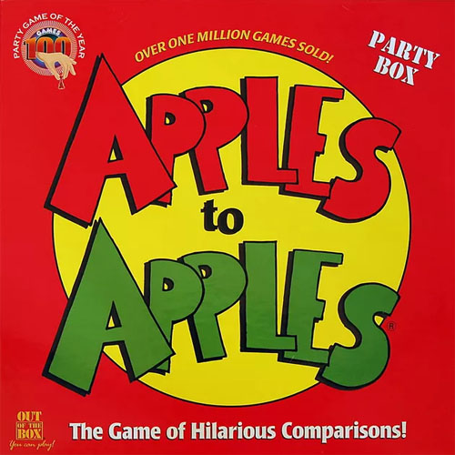 Apples to Apples: Party Box - USED - By Seller No: 18256 Karen Fischer