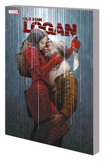 Old Man Logan: Volume 7: Scarlet Samurai TP