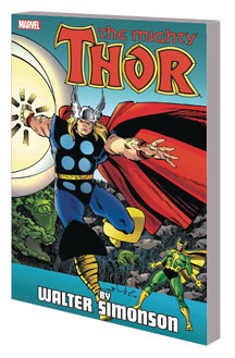 Mighty Thor by Walter Simonson: Volume 4 TP